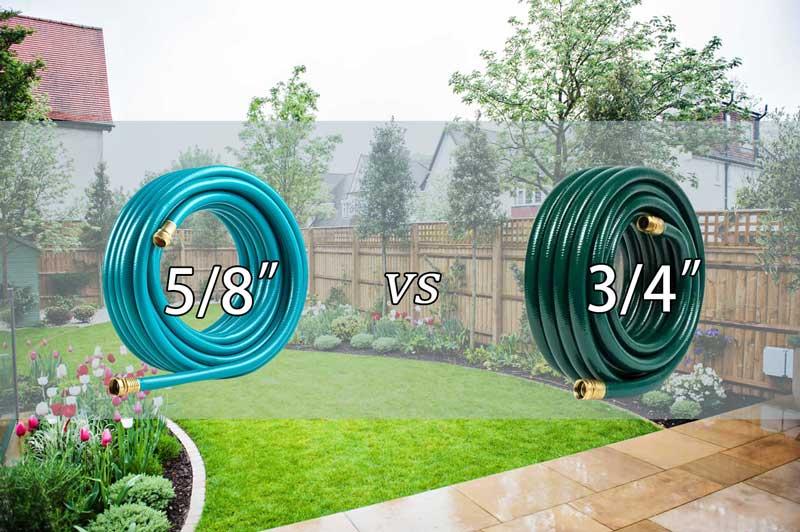 5/8 or 3/4 Garden Hose