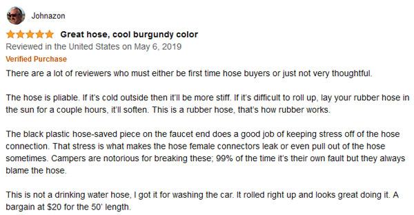 NeverKink Hose Review