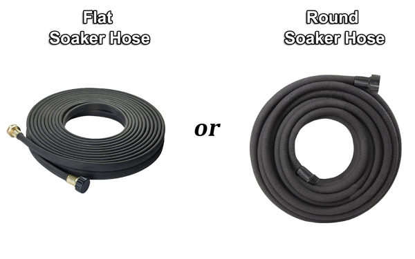 Flat Soaker Hose vs. Round Soaker Hose: Which Is Better?