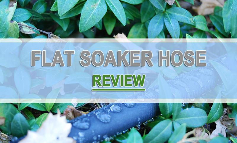 Flat Soaker Hose