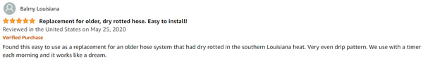 Flexon Soaker Hose Review