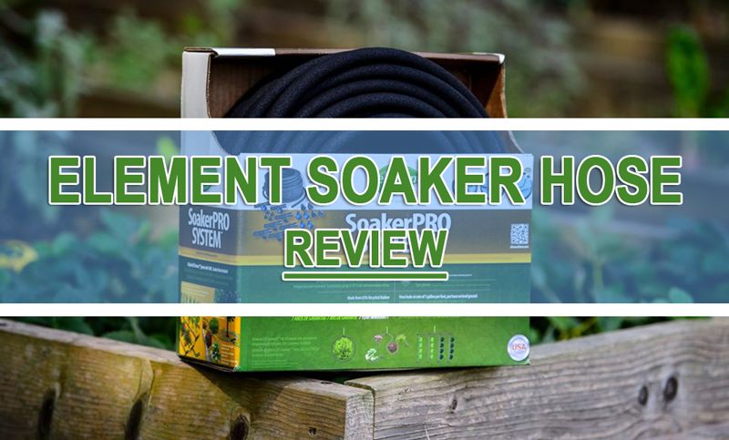 Element Soaker Hose