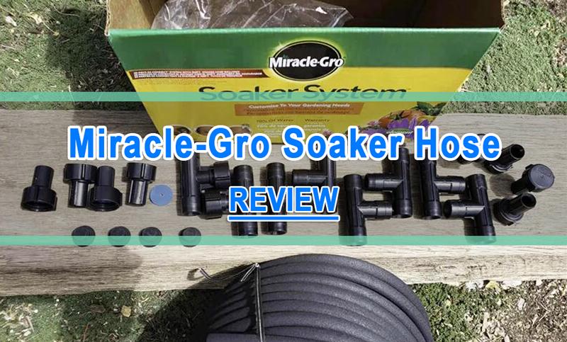 Miracle Gro Soaker Hose