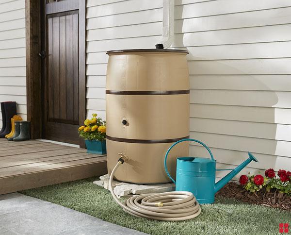 Do You Need a Special Hose for a Rain Barrel?